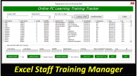 staff training database