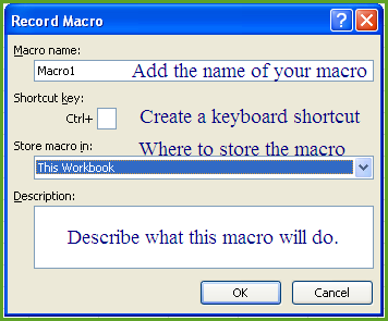 how to run a file in a macro