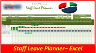 staff leave planner