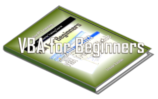 VBA Training Manual