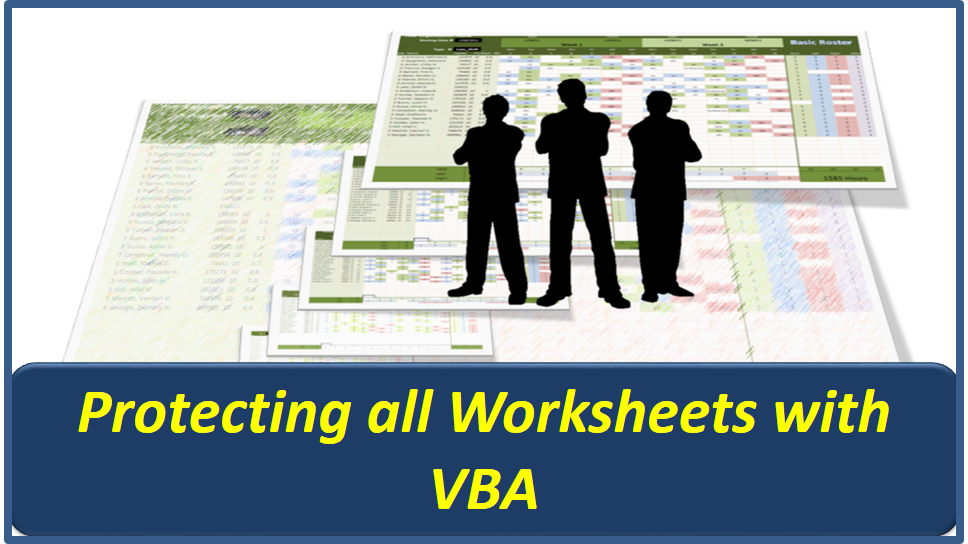 Protect all worksheets with vba in excel online pc learning ibookread ePUb