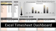 Timesheet Dashboard